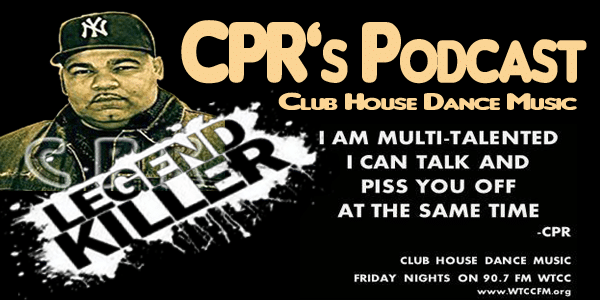 Cpr 39 s club house dance music podcast daunknownadmin com for House music podcast