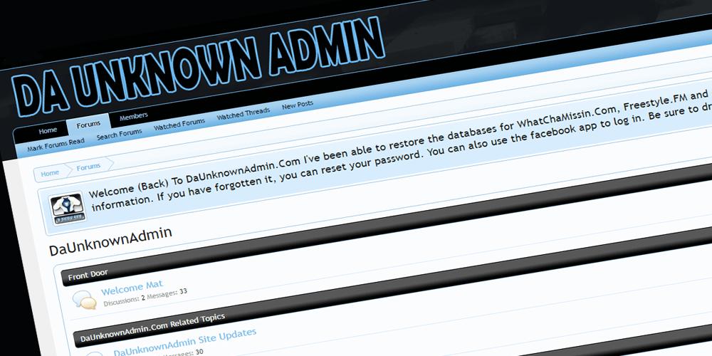 Freestyle.FM forums