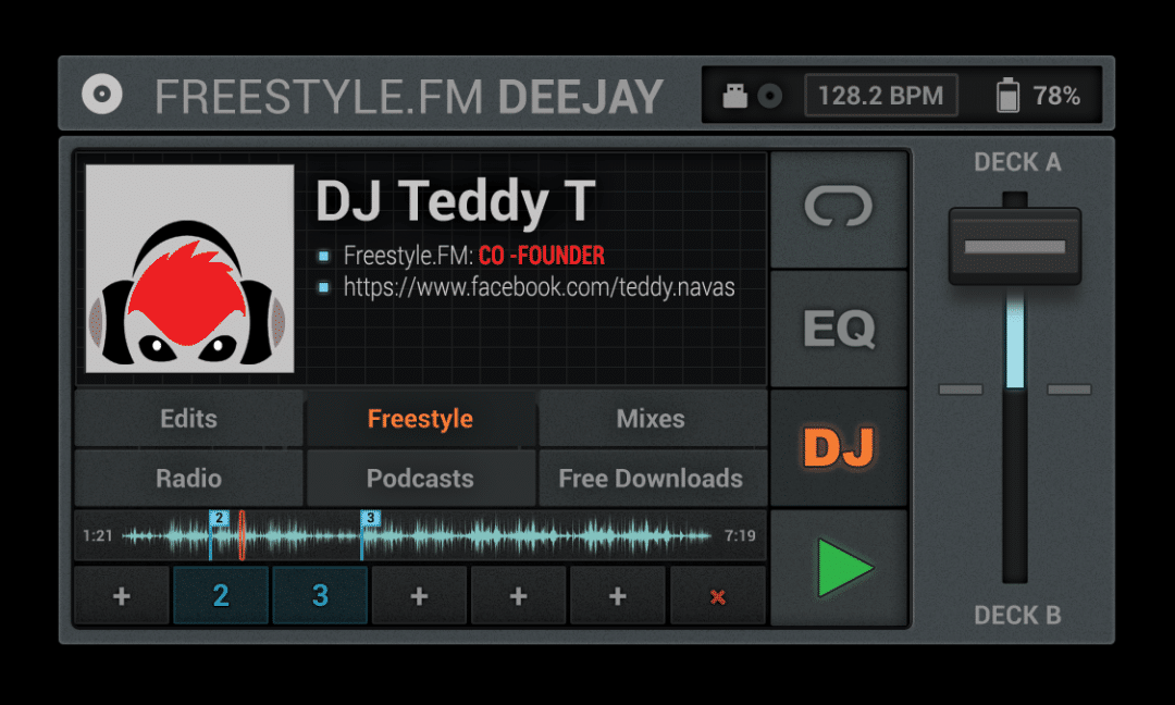 Freestyle.FM Dee Jay - DJ Teddy T Battle Mix 001