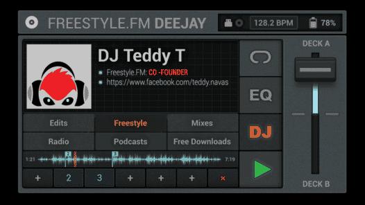 Freestyle.FM Dee Jay - DJ Teddy T Battle Mix 001