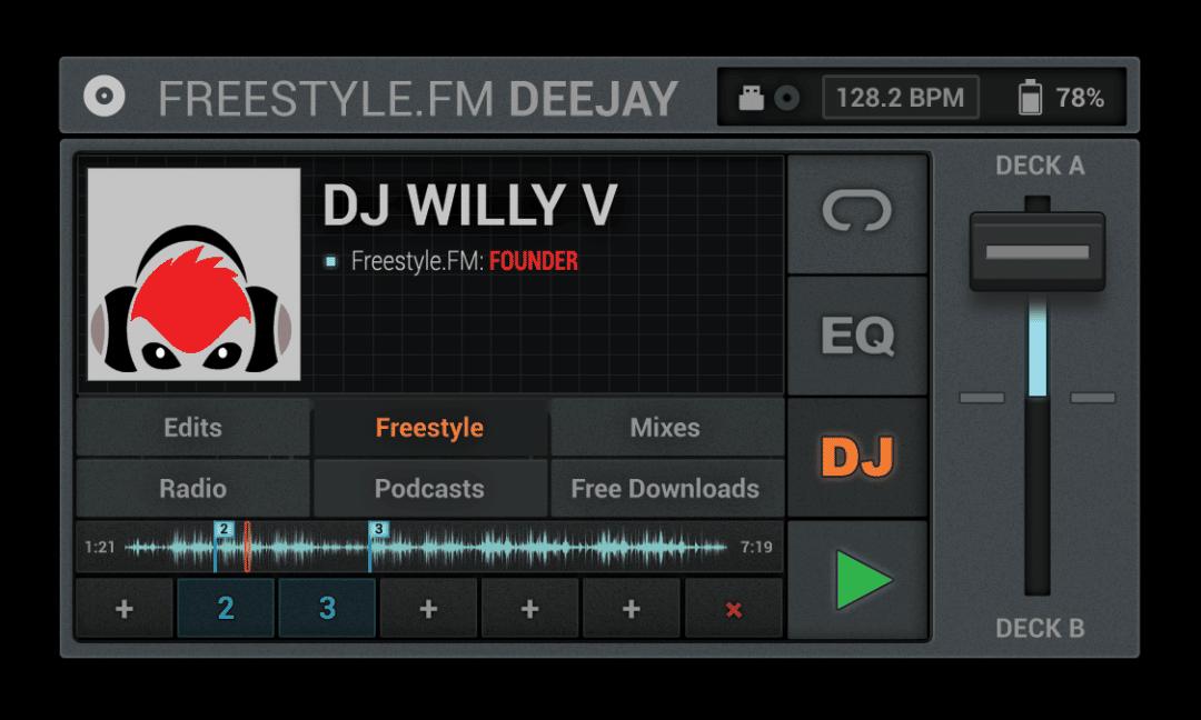 DJ Willie V Freestyle Music Request Mix