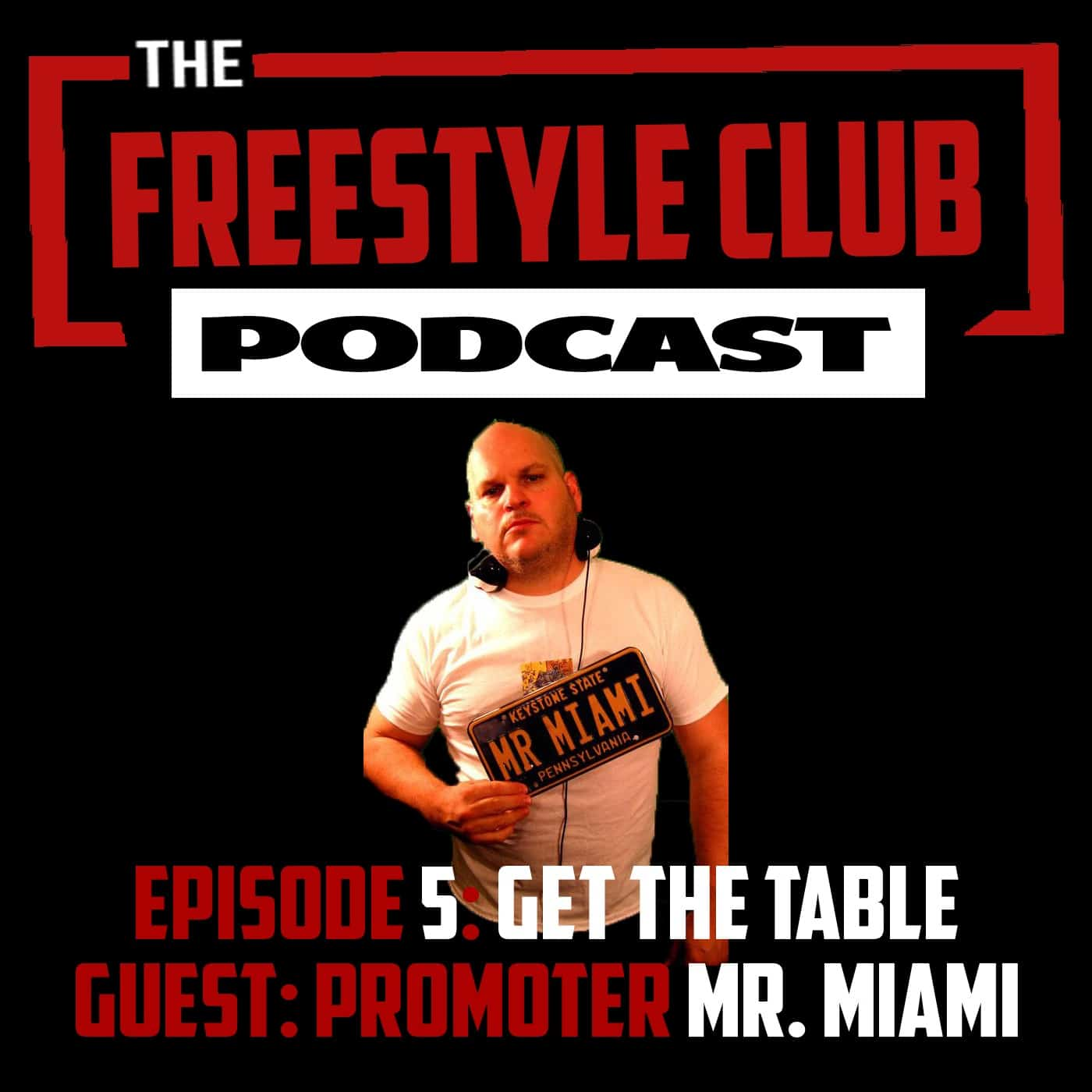 Mr. Miami - The Freestyle Club
