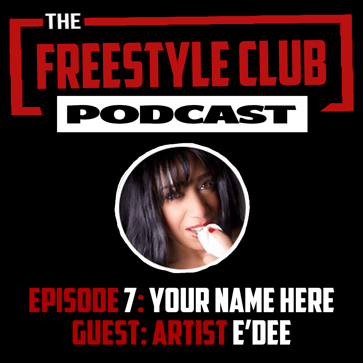 Freestyle Artist E'dee