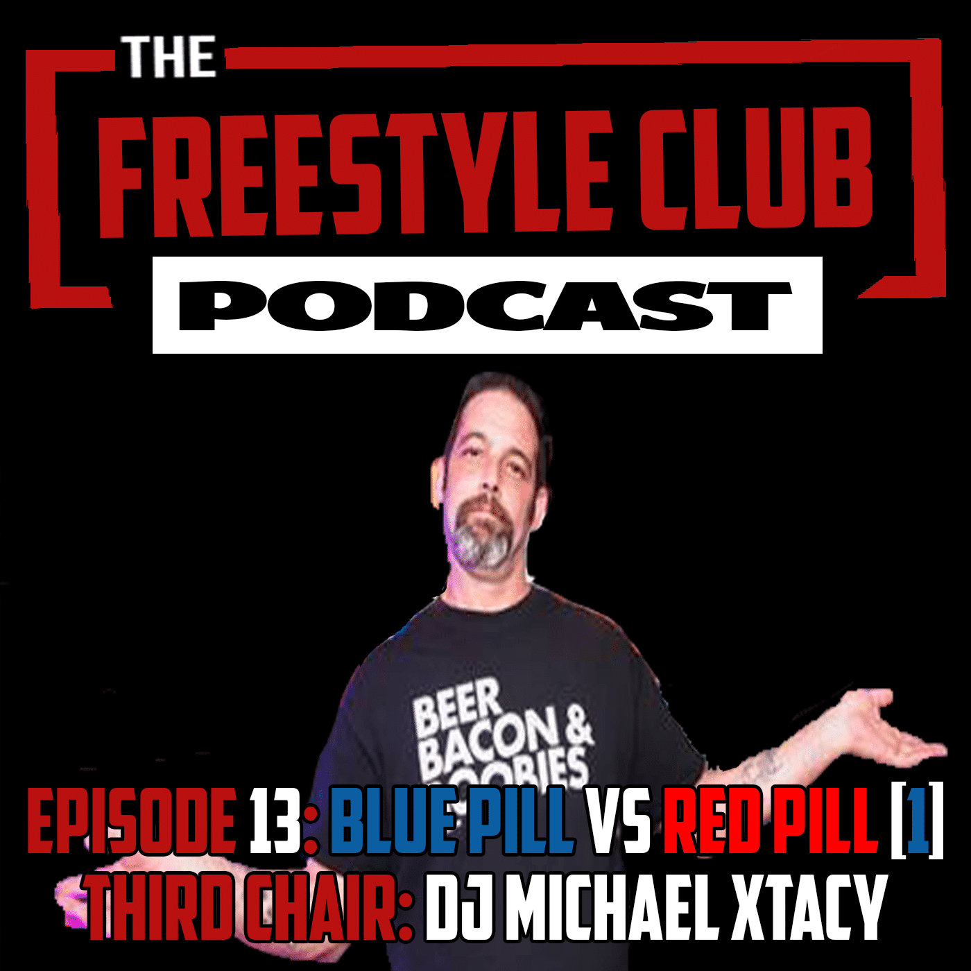The Freestyle Club with DJ Xtacy
