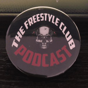 The Freestyle Club Button Version 1