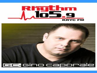 """Freestyle Fridays"" on Rhythm 105.9FM with Gino Caporale"