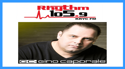 """Freestyle Fridays"" on Rhythm 105.9FM with Gino Caporale"