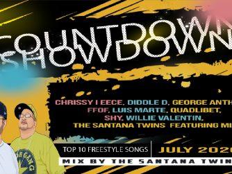 Countdown Showdown 07/2020