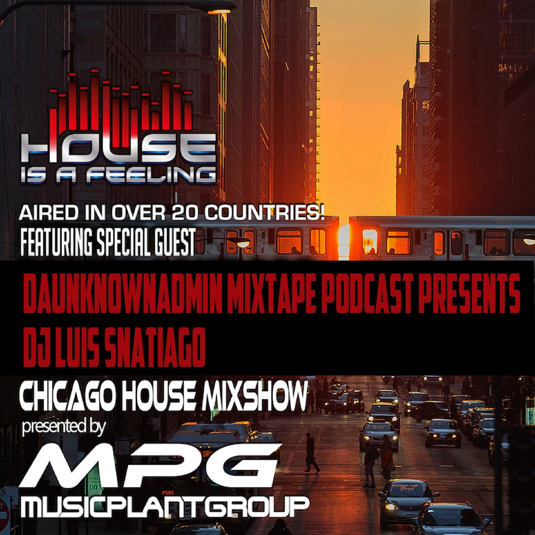 Chicago House DJ Luis Santiago