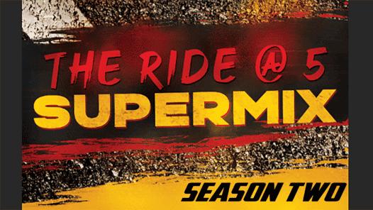 TST Ride @ 5ive Super Mix Season Two