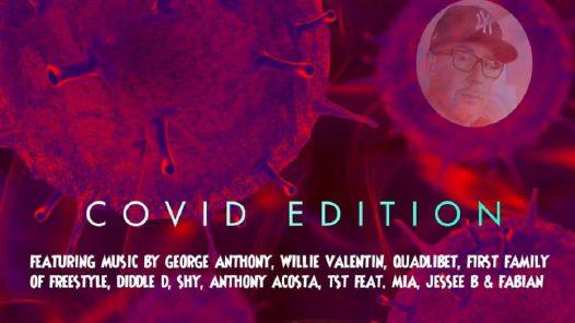 DJ Cliff Potts Freestyle Covid Mix